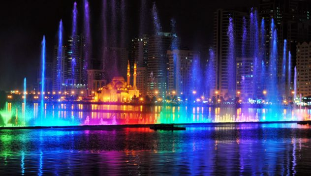 sharjah-fountain