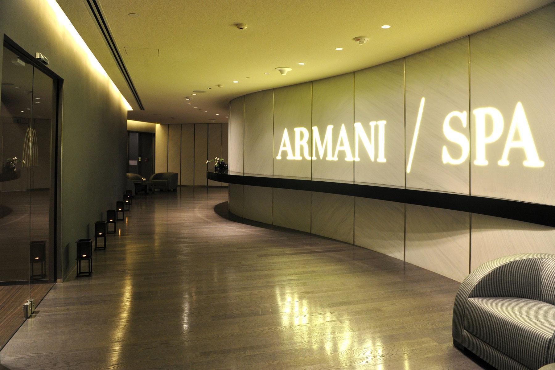 Armani/Spa
